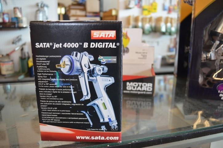 Sata paint gun